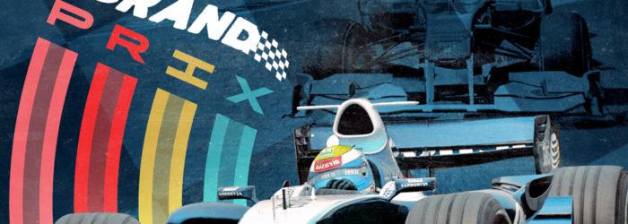 Grand Prix – Drew Monrow