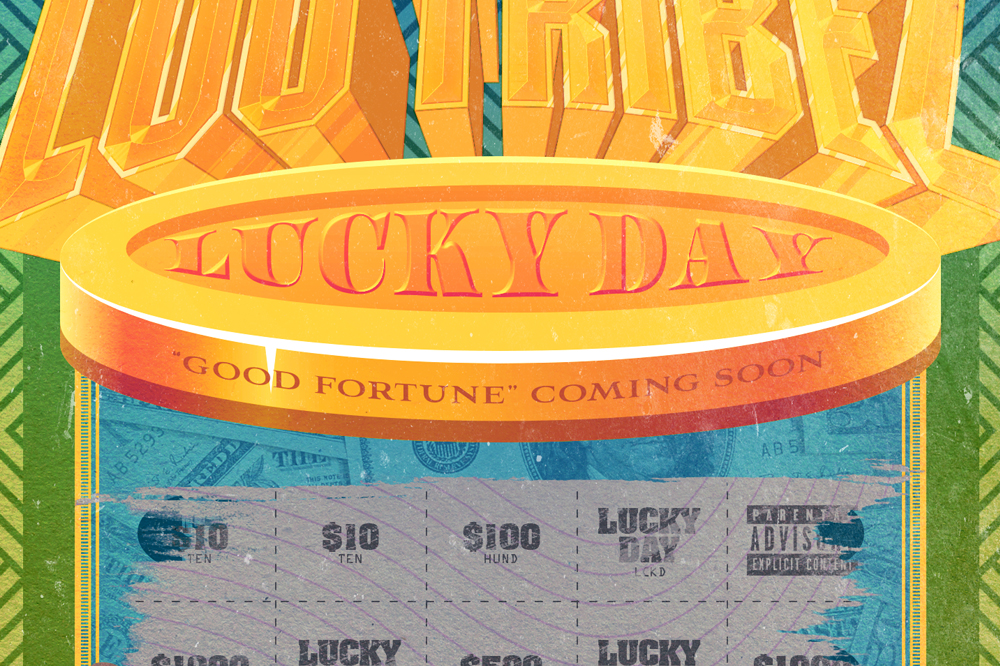 Lucky Day – Lou Tribez (Single)